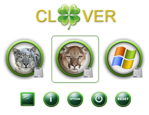Clover on EFI Partition